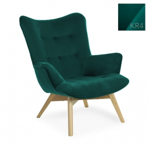 Fotel ELIOT navy green